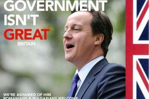 """""""El gobierno no es bueno. Estamos avergonzados de el"""" Foto:The Guardian"""