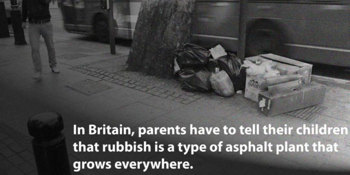Los ingleses  piensan lanzar campaña para que los inmigrantes no sean atraídos a su país