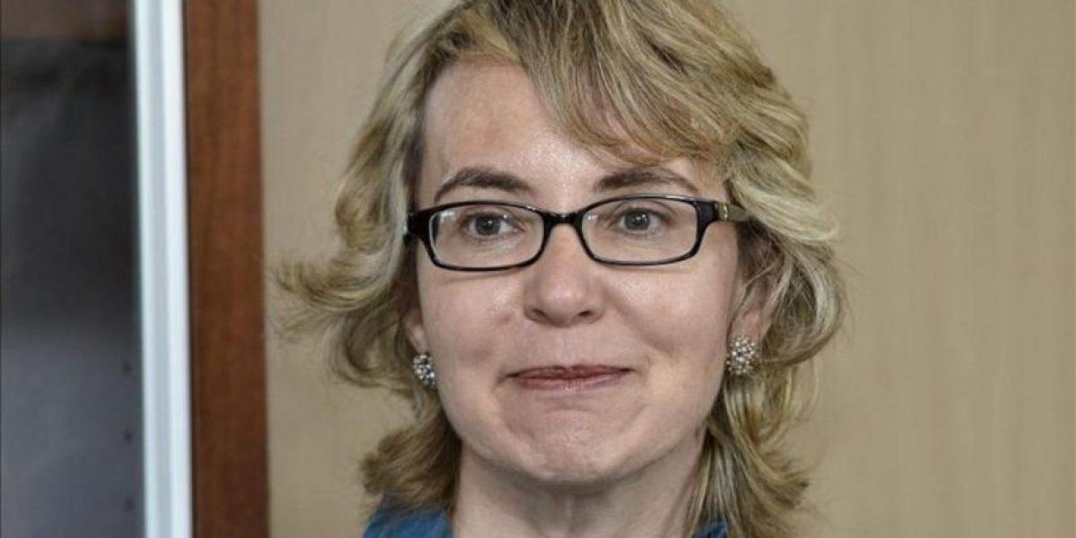 Giffords urge al Congreso de EE.UU. a actuar