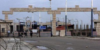 La frontera libanesa con Siria. EFE/Archivo