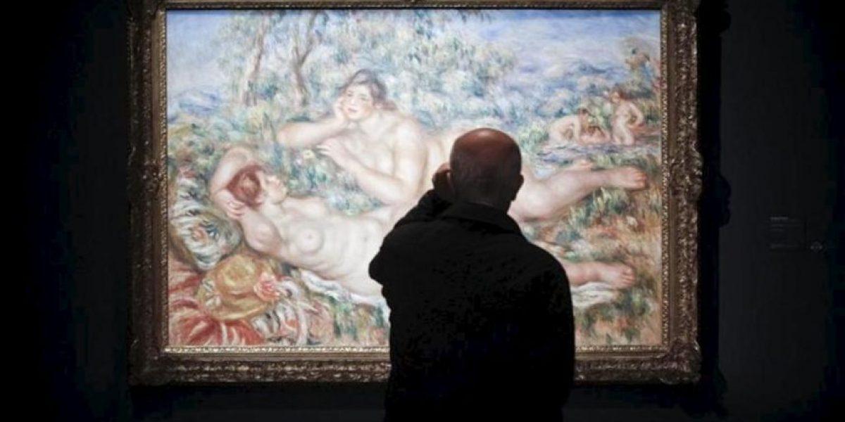 Madrid se convierte en una fiesta de la pintura