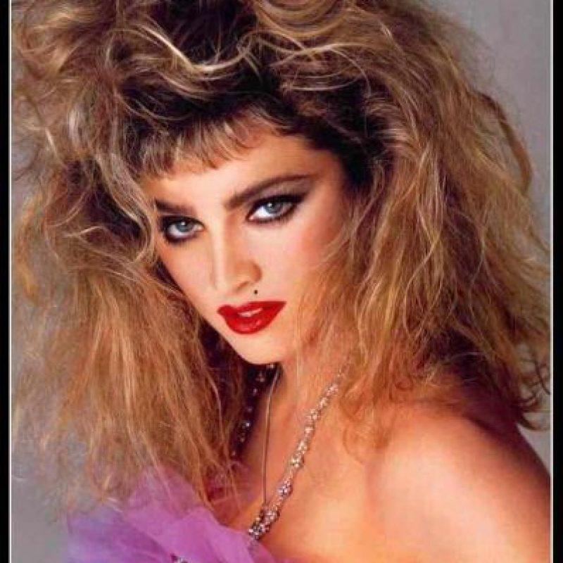Super dulce años 80 peinados Fotos de cortes de pelo Consejos - Los peinados más WTF de los años 80   Publimetro Colombia