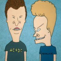 Beavis y Butthead, célebres por retratar al típico adolescente de la Generación X, marcaron la década de los 90 en MTV Foto:MTV