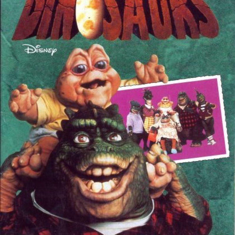 Esta serie originó bastantes ventas en merchandising a comienzos de la década. Foto:Paninni/Disney