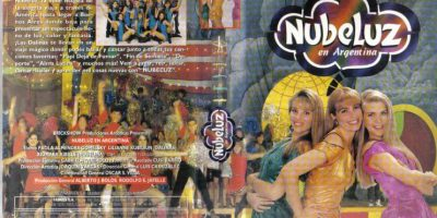 Nubeluz fue el programa que acompañó las tardes de muchos niños colombianos. Foto:MercadoLibre