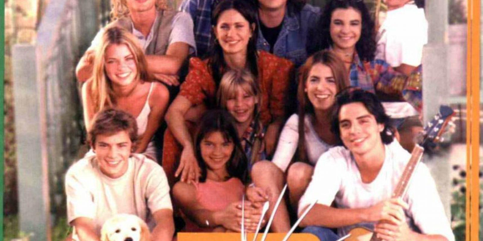 ¿Quién no se acuerda de 'Verano Eterno'? (Llamada en realidad, Verano del 98). Foto:Telefe