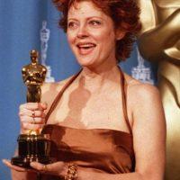 """Susan Sarandon tampoco hizo nada bueno desde """"Pena de Muerte"""", la película que le dio el Óscar a Mejor Actriz en 1995. La mayoría la recuerda por """"Quédate a mi lado"""", ese drama soso con Julia Roberts, y por su papel en """"Alfie"""", pero estas películas no se igualan a la primera. Foto:Oscars.org"""
