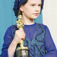 """Anna Paquin. Rouge, o Sookie, por su último papel en la aclamada 'True Blood', no volvió a actuar, en sus años de juventud, en una producción de buena calidad desde que ganó el Óscar a los 11 años, como Mejor Actriz de Reparto por la película 'The Piano"""". Foto:Oscars.org"""