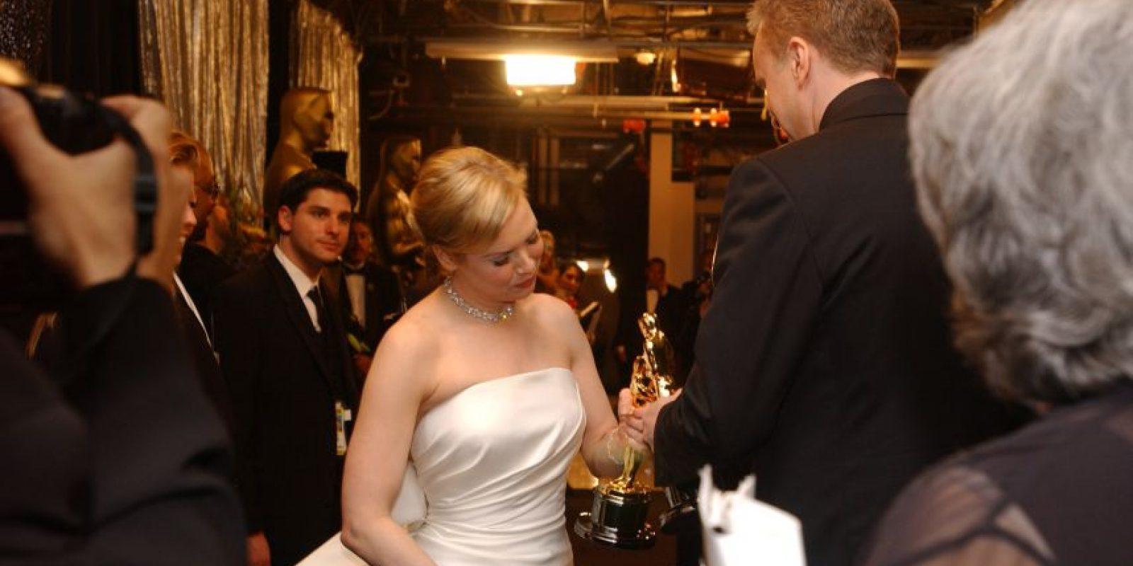 """Quién diría que Renee Zellweger estaría en esta galería, pero desde su interpretación de campesina en """"Regreso a Cold Mountain"""", papel que le consiguió el Óscar en 2002, no ha hecho un papel protagónico relevante, o por lo menos en una película de buena calidad. La continuación de Bridget Jones no cuenta. Foto:Oscars.org"""