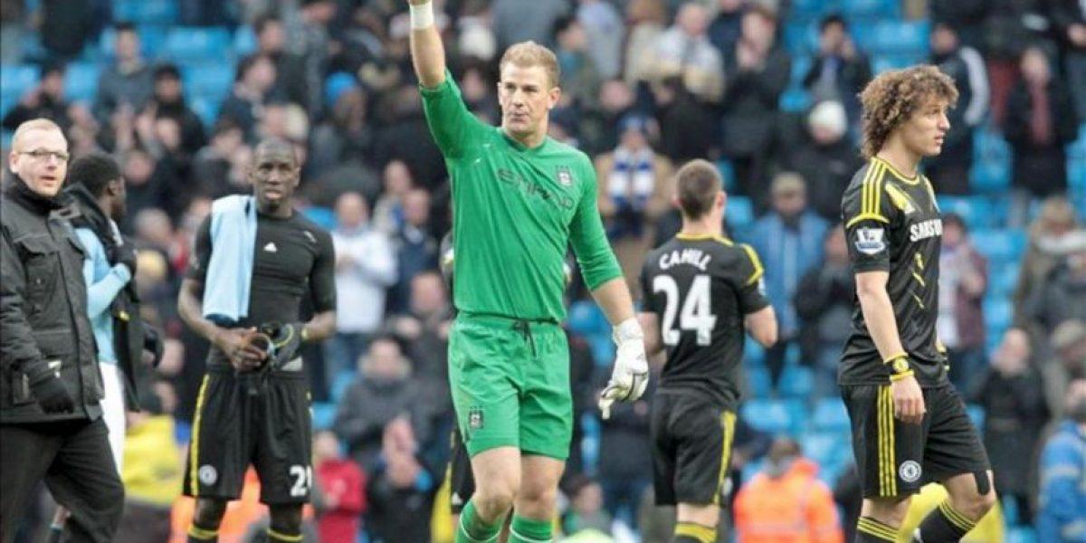 Touré y Tévez dan la victoria al Manchester City ante el Chelsea (2-0)
