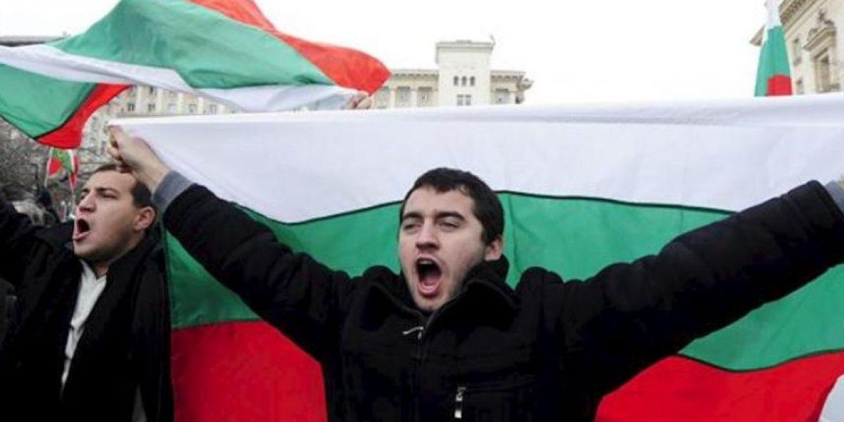 Continúan las protestas en Bulgaria contra la política y los altos precios