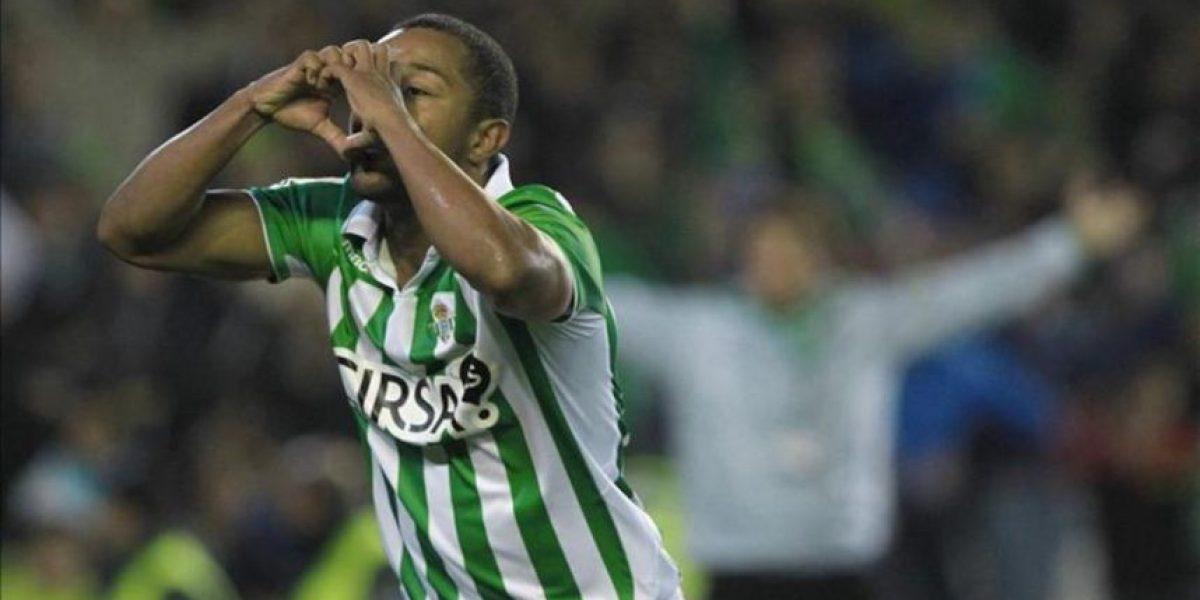 3-0. El Betis presenta credenciales a Liga Campeones ante un directo rival