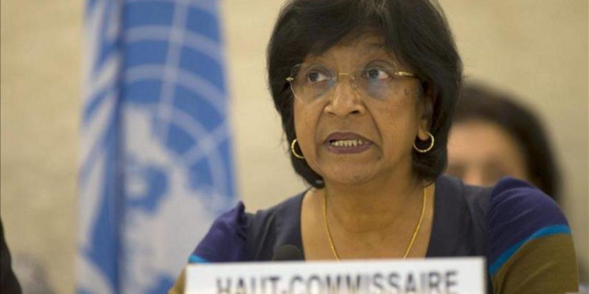 La ONU lamenta el