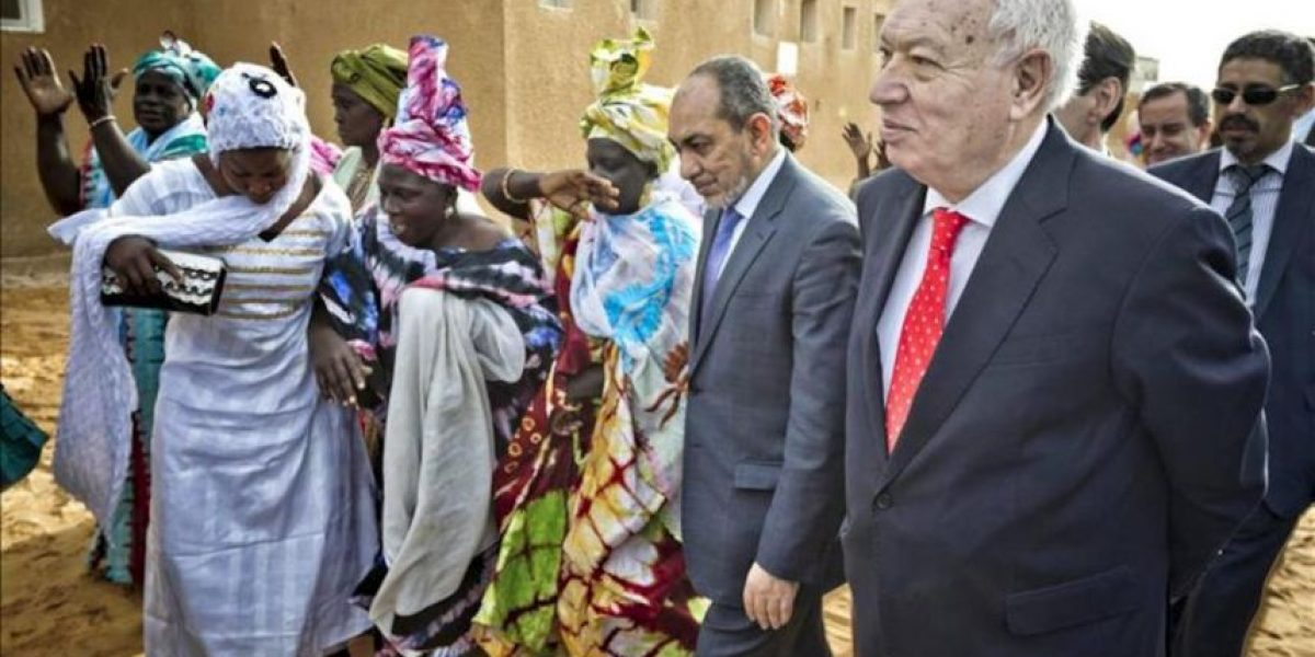 Margallo afirma que el riesgo para los cooperantes se ha acentuado con la crisis de Mali
