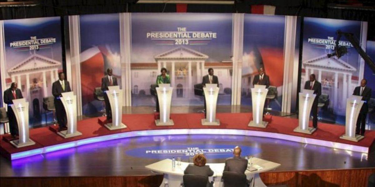 Kenia celebra su último debate electoral antes de los comicios del próximo lunes