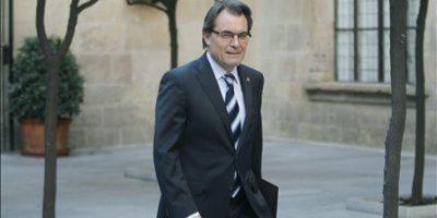 Artur Mas: nacido en Barcelona. 56 años. President de Cataluña desde 2010. Foto:EFE