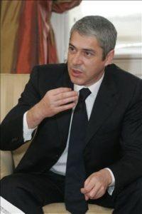 José Sócrates Carvalho: nacido en Vilar deMaçada. 55 años. Exprimer ministro de Portugal (2005-2011). Foto:EFE