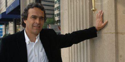 Sergio Fajardo. Nacido en Medellín. 56 años. Gobernador de Antioquía. Foto:EFE