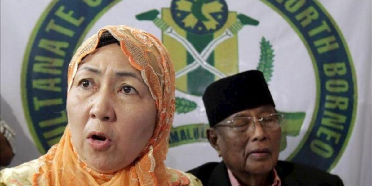 El sultán de Joló desafía la orden del presidente filipino y seguirá en Sabah