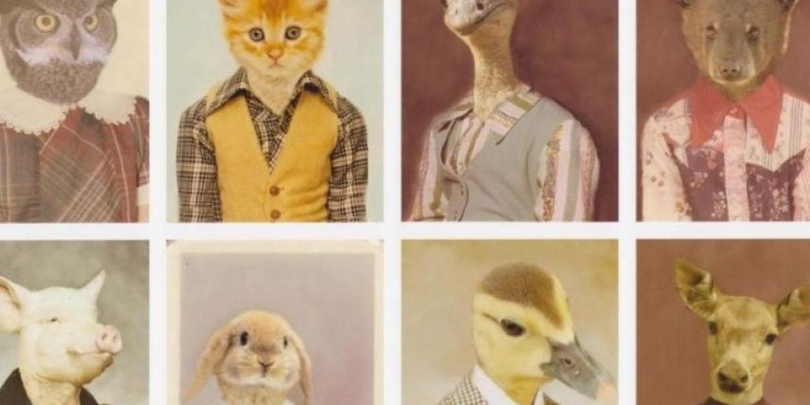 Retratos escolares Foto:BeatUpCreations