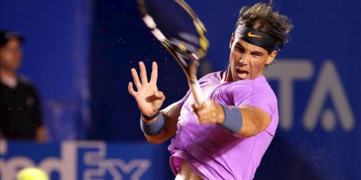 Rafa Nadal asegura que su prioridad es entrenar y competir
