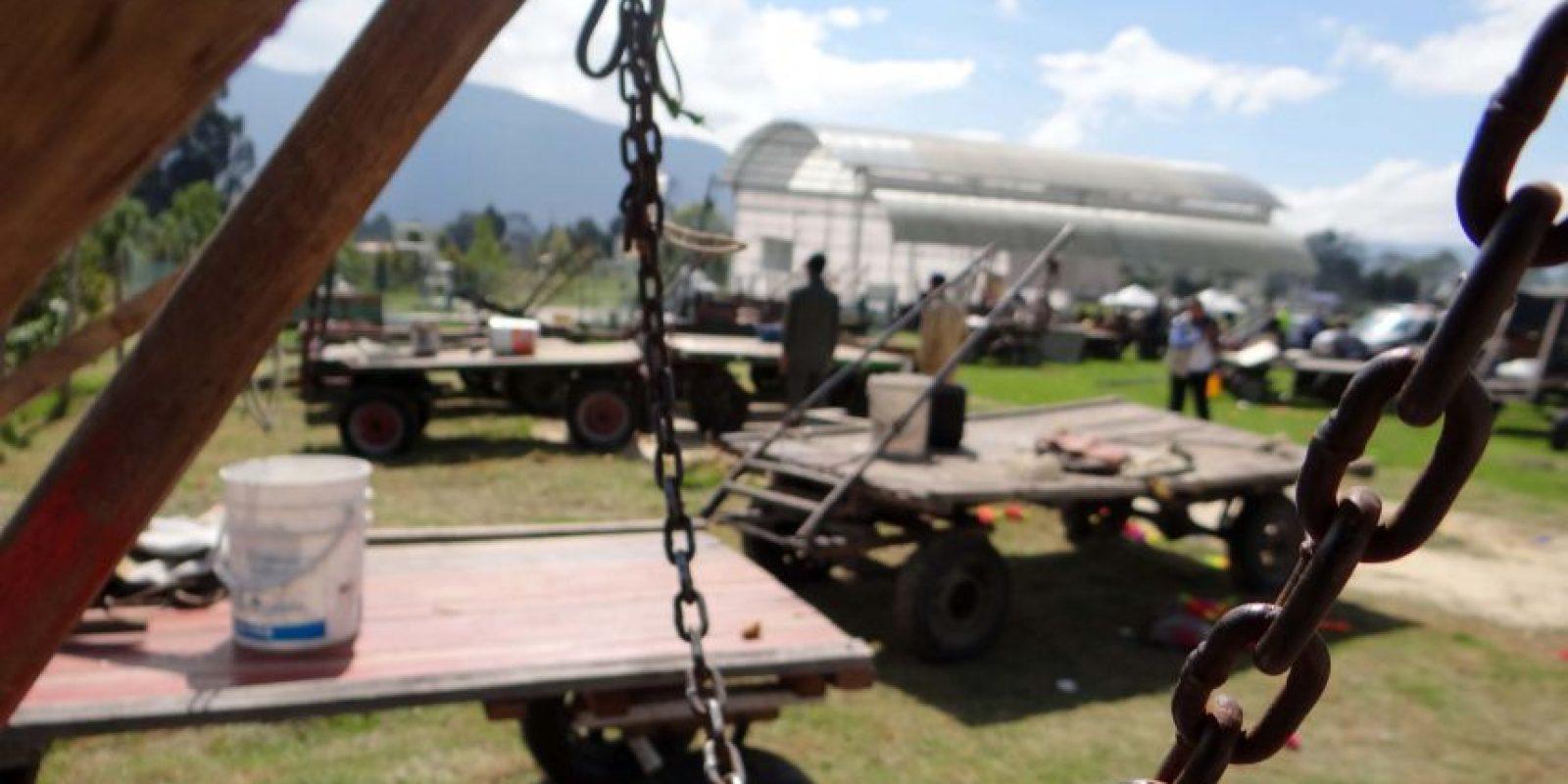 Esta imagen de las carretas se espera que solo sea un recuerdo de la ciudadanía. A partir de septiembre ningún vehículo de tracción animal podrá transitar en Bogotá. Foto:Diego Hernán Pérez/PUBLIMETRO