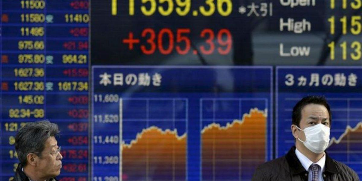 El Nikkei se sobrepone a la incertidumbre de Italia y vuelve a subir
