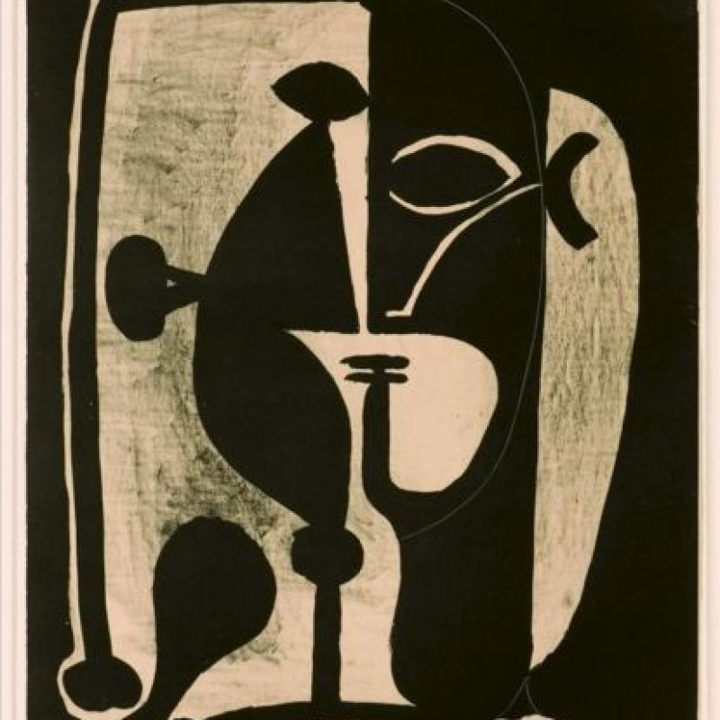 """Fotografía facilitada por La colección Bayer de la obra """"Figura"""", de Pablo Picasso, que forma parte de la muestra """"De Beckmann a Warhol"""". EFE"""