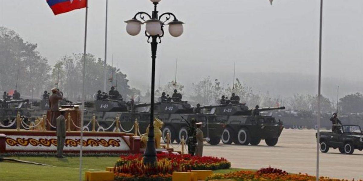 Toque de queda en tres ciudades birmanas al propagarse la violencia sectaria