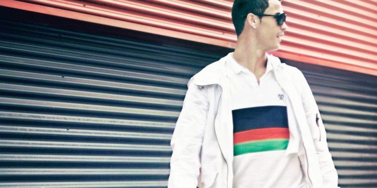 Cristiano Ronaldo lanza nueva colección