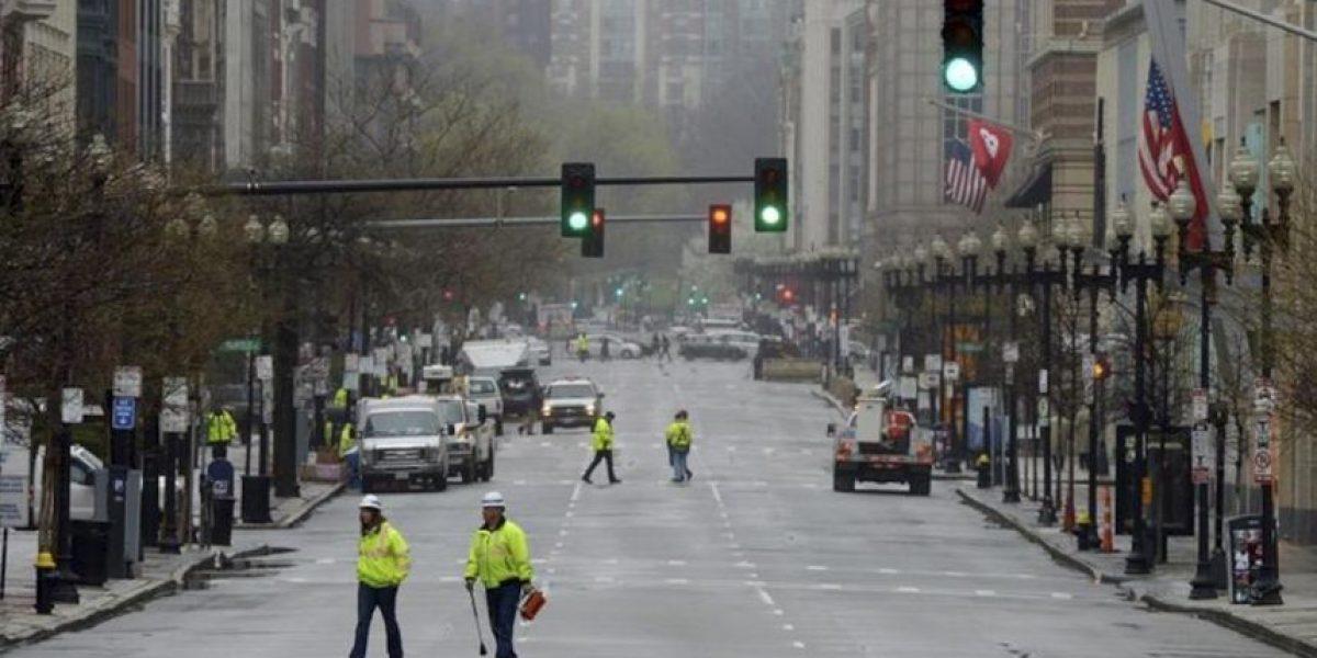 Los sospechosos de los atentados en Boston actuaron solos y por motivos religiosos