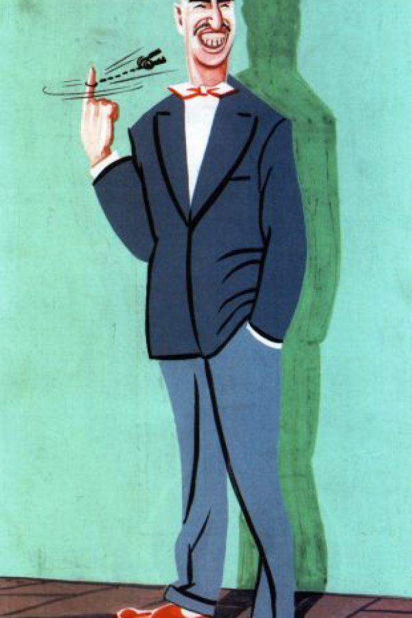 Caricatura de Jose Joaquín Jiménez, 'Ximénez'. Foto:Cortesía