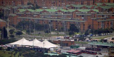 El Portal del Tunal de TransMilenio, allí se instalaría la primera estación del cable aéreo de Bogotá y el cual llegará hasta el barrio Mirador, en la localidad Ciudad Bolívar. El costo del proyecto, que también incluye el cable de la localidad de San Cristóbal, será de 129.000 millones de pesos. Foto:Diego Hernán Pérez /PUBLIMETRO