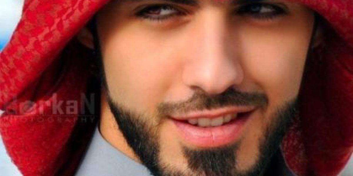 Omar Borkan Al Gala, el árabe sexi cuya imagen es viral en Internet