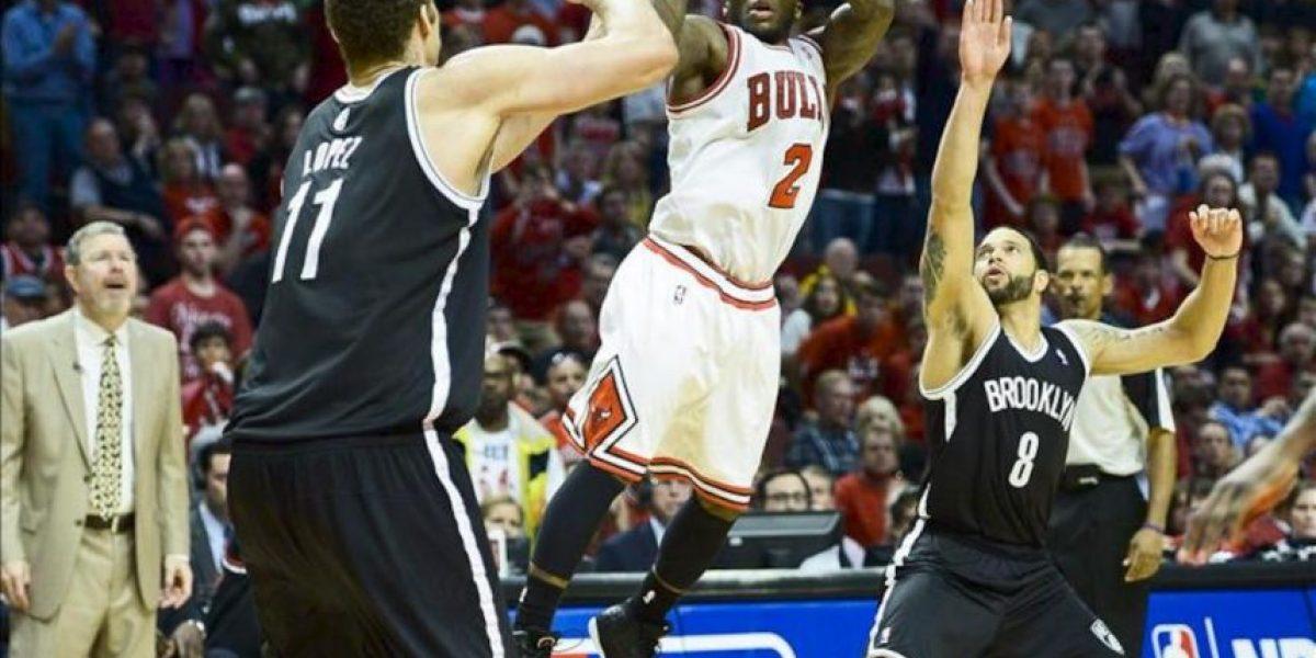 142-134. Robinson puso a los Bulls a un triunfo de las semifinales