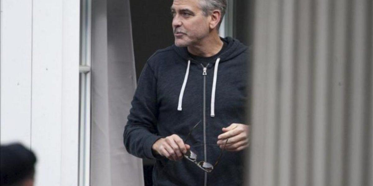 Clooney se traslada a Goslar para continuar el rodaje de