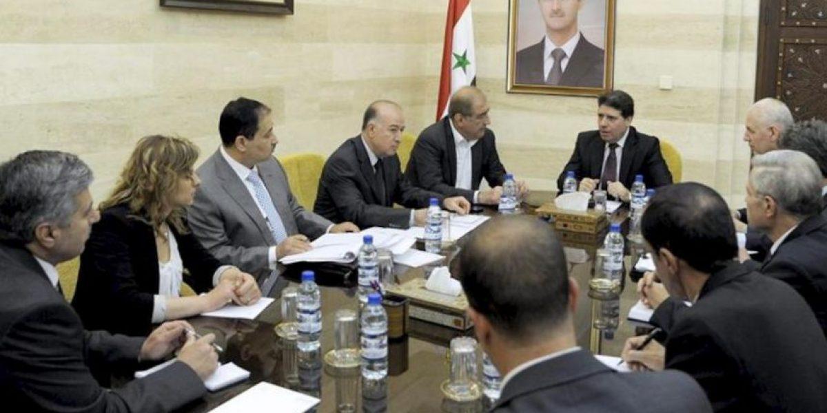 El primer ministro sirio sale ileso de un atentado con 6 muertos en Damasco