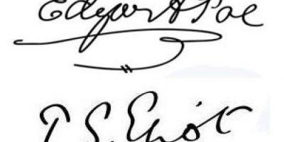 Edgar Allan Poe y T.S. Eliot