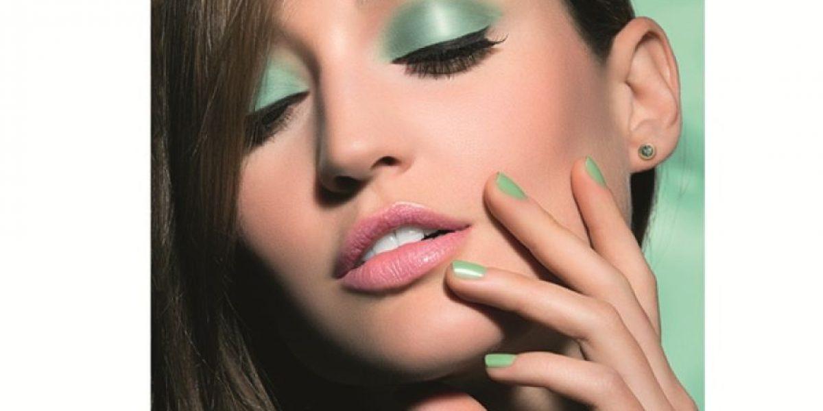 Maquillaje pastel, una apuesta por la feminidad