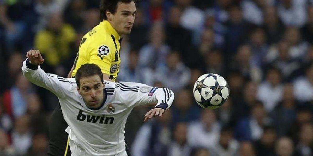 [Galería] Real Madrid vs. Borussia Dortmund