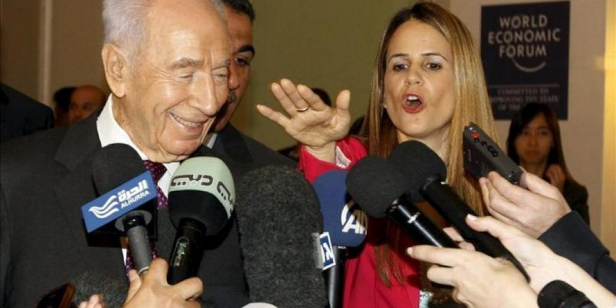 Peres y Abás impulsan en Jordania la reanudación del proceso de paz