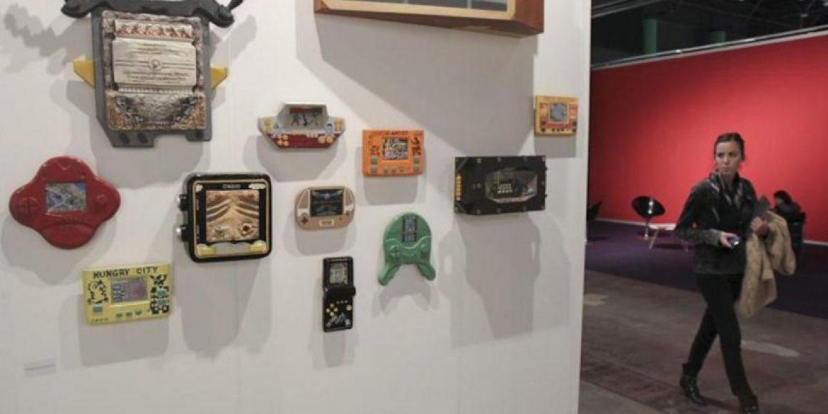 Color y movimiento impregnan la Feria de Arte Contemporáneo de Buenos Aires