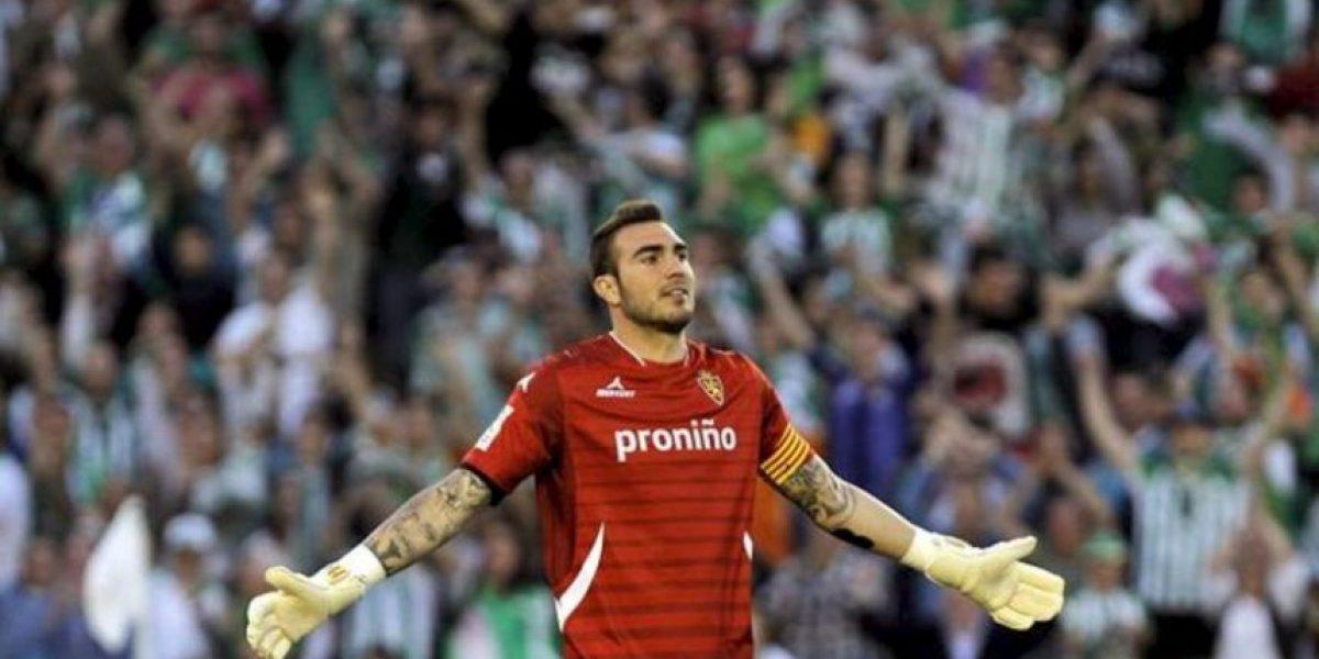 4-0. Pabón propicia el festín del Betis ante un Zaragoza herido