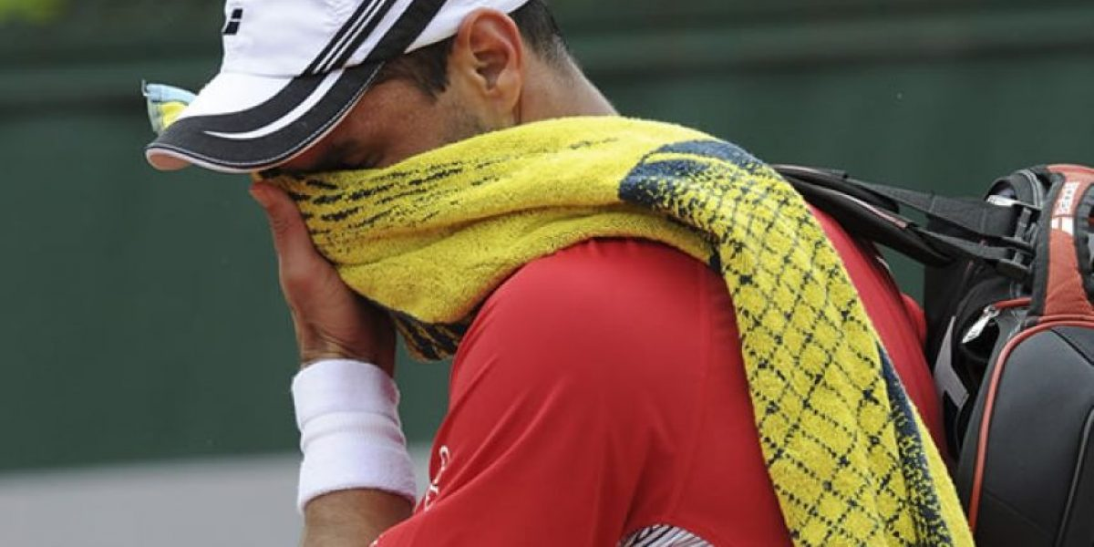 Mariana Duque avanza y Alejandro Falla se retira en Roland Garros