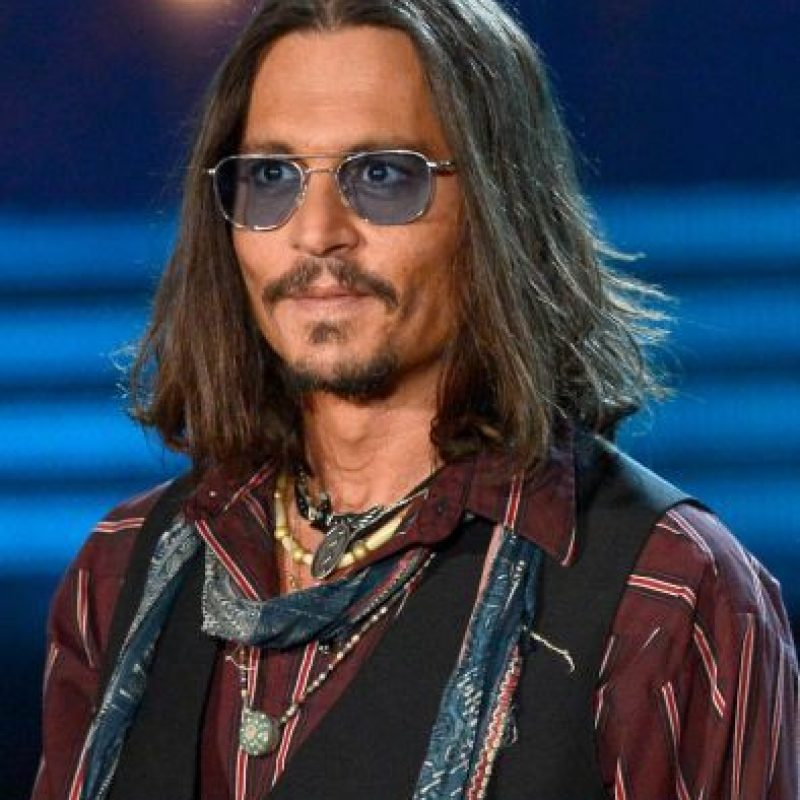 Johnny Depp tenía 13 años. Foto: Getty Images Foto: GettyImages