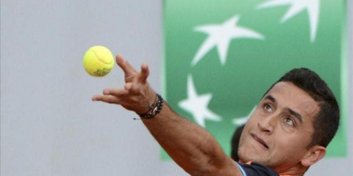 Nicolás Almagro avanza a tercera ronda sin complicaciones