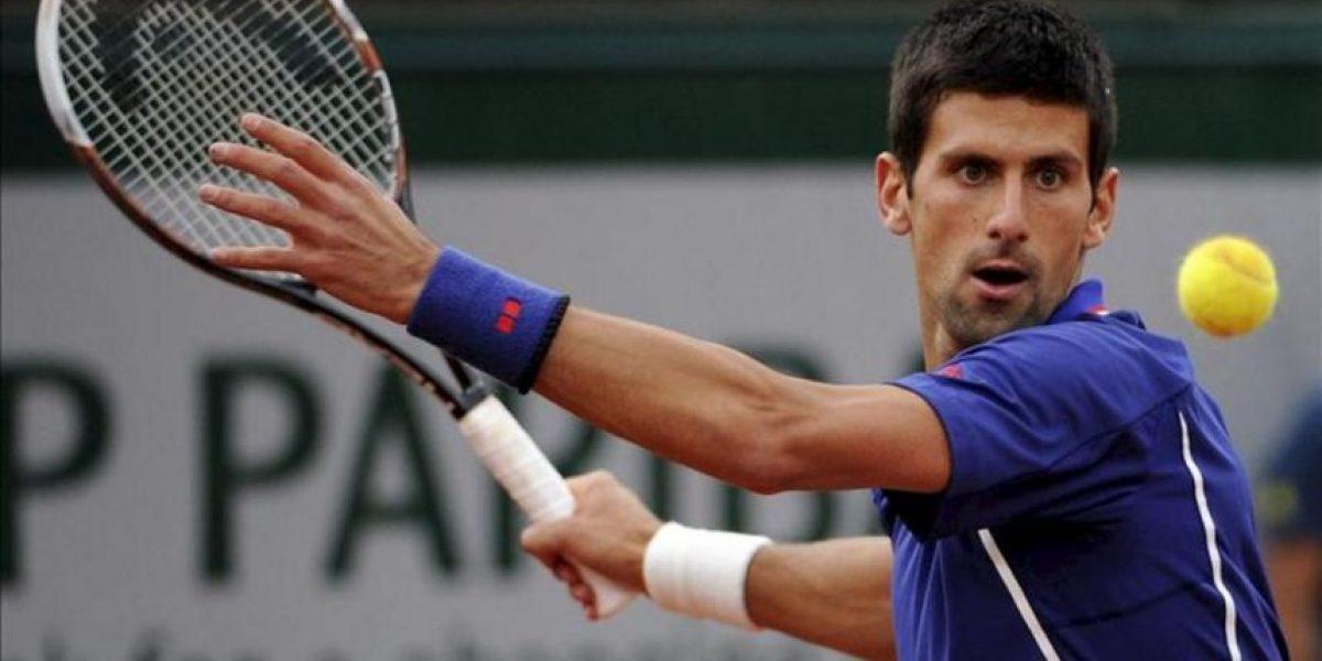 Djokovic aniquila al argentino Guido Pella