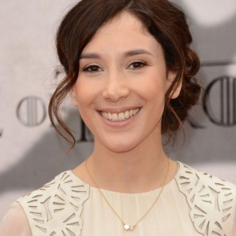 Sibel Kekilli, Shae en 'Game of Thrones', hizo varios personajes para películas porno en el 2000, cuando tenía 19 años. Foto: GettyImages