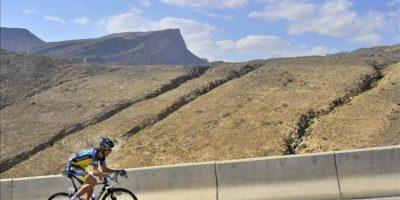 El ciclista español Alberto Contador. EFE/Archivo
