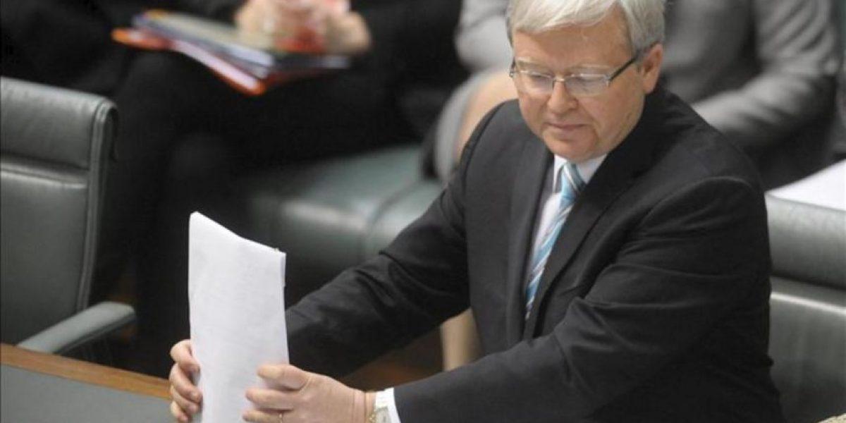Kevin Rudd recupera el Gobierno de Australia tras la crisis de los laboristas